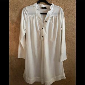 White tunic